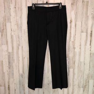 Zara Women's Black Dress Slack Trousers